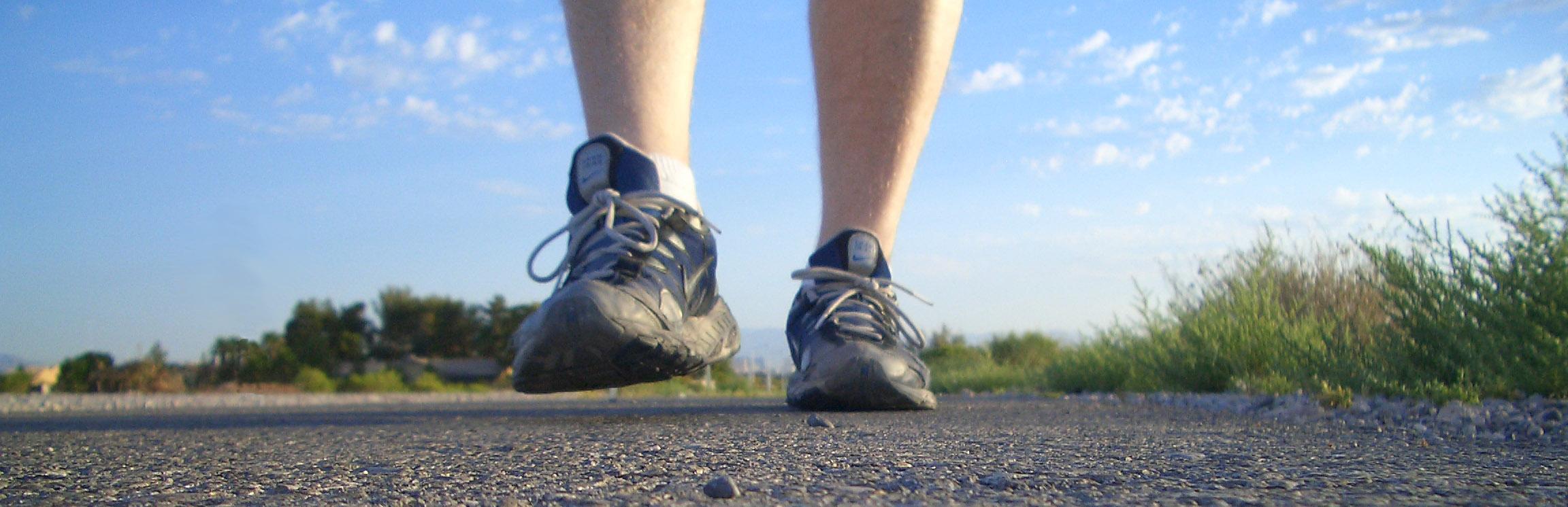 Walking | Six-Step Scr...