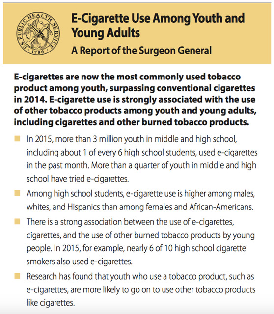 surgeon general report summary Cdc - blogs - niosh science blog – warning: surgeon general finds that cigarette smoking is even more dangerous to your health.