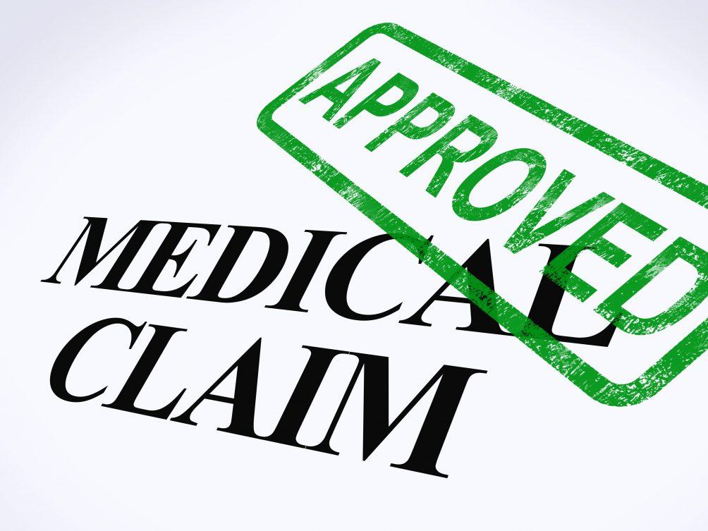 Medical insurance for dental procedure