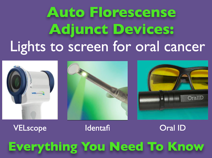 Oral Cancer Screening Light